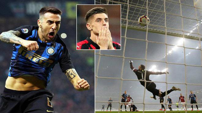Kết quả AC Milan vs Inter Milan: Derby rực lửa, chiến thắng cho người xứng đáng