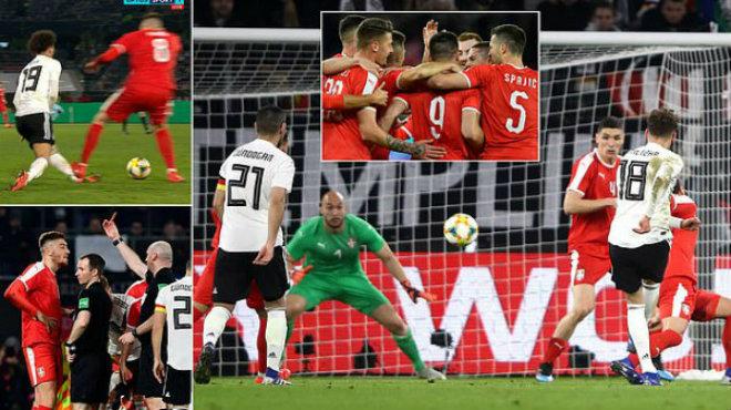 Kết quả Đức vs Serbia: Bừng tỉnh đúng lúc, SAO Bayern sắm vai người hùng