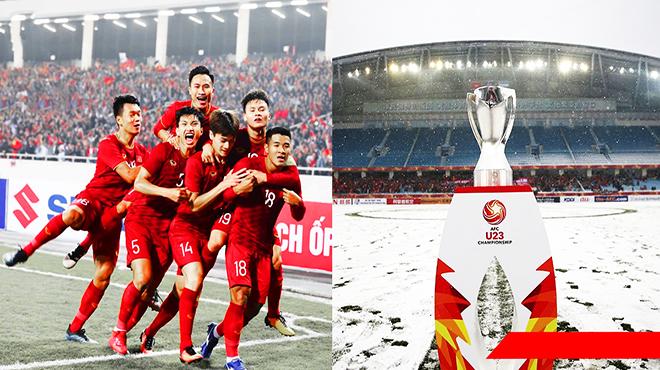 Phân nhóm bốc thăm VCK U23 châu Á 2020: U23 Việt Nam rộng cửa tiến sâu, tái lập kỳ tích