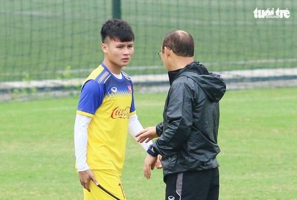 Số 19: Nguyễn Quang Hải