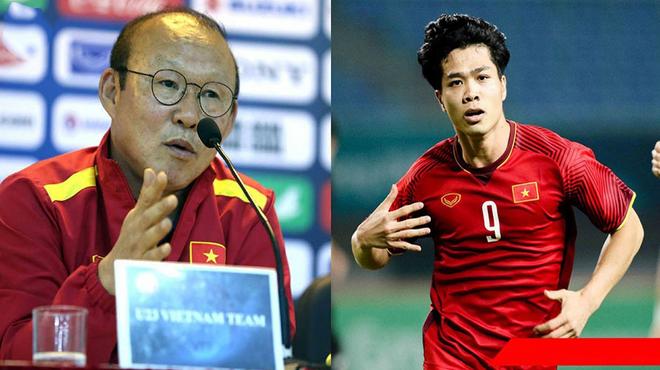 Ngao ngán với hàng công U23 Việt Nam, thầy Park đích thân bày tỏ nỗi nhớ Công Phượng