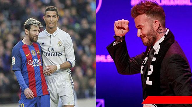 Vừa lên làm chủ tịch, Beckham ấp ủ tham vọng đưa cả Ronaldo và Messi về chung một nhà khiến tất cả vỡ òa