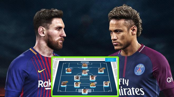 Trang Transfermarkt CHÍNH THỨC công bố đội hình đắt giá nhất thế giới: Không có cửa cho Ronaldo