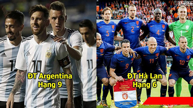 Top 10 đội tuyển quốc gia lâu đời nhất thế giới: 1 đại diện Đông Nam Á sánh vai với các cường quốc 5 châu
