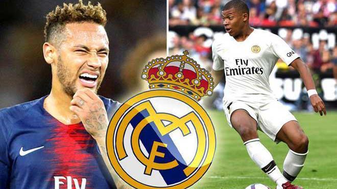 """Neymar cao tay """"lật kèo"""" Real: Hất cẳng Mbappe, ở PSG làm """"vua xứ mù"""""""