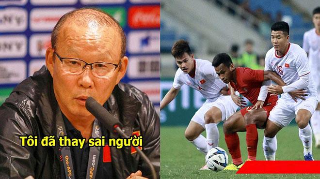 Thừa nhận Việt Nam thắng may mắn, thầy Park chỉ đích danh cái tên khiến ông cực kì thất vọng