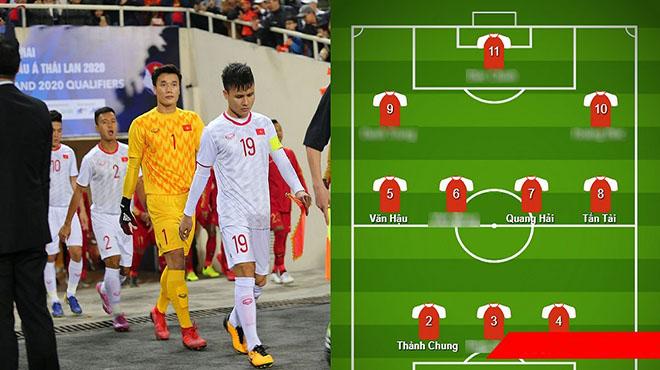 """Thầy Park chốt đội hình sẽ giúp Việt Nam đánh bại Thái Lan vượt qua vòng loại: Lần đầu cho """"tiểu Inzaghi"""""""