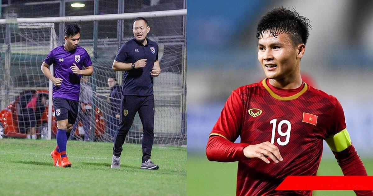 Ít giờ trước đại chiến với U23 Việt Nam, ngôi sao hàng đầu của Thái Lan báo tin sét đánh, cơ hội vàng cho chúng ta đây rồi!