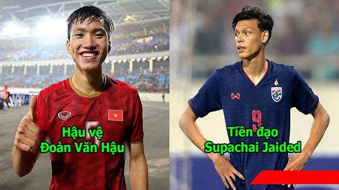 Đội hình tiêu biểu bảng K vòng loại U23 Châu Á: Quá tự hào khi Việt Nam chiếm tới 7/11 vị trí