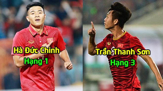 """Top 5 bàn thắng đẹp nhất của U23 Việt Nam ở vòng loại U23 châu Á 2020: """"Chủ tịch"""" Đức Chinh hiên ngang dẫn đầu"""