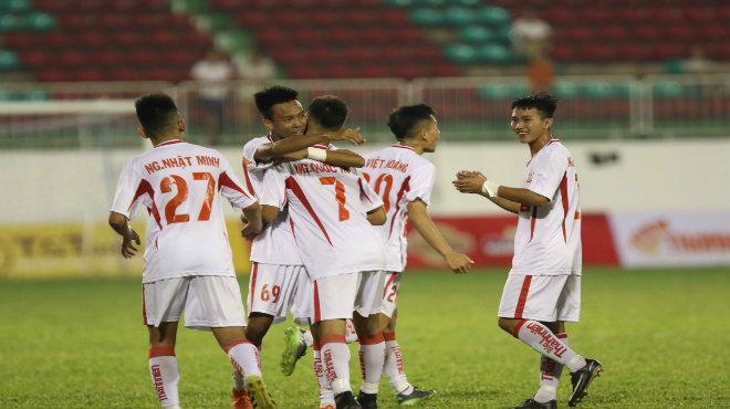 """Đánh bại U19 Viettel, """"đàn em"""" Công Phượng thể hiện sức mạnh đang gờm tại VCK U19 Quốc gia 2019"""