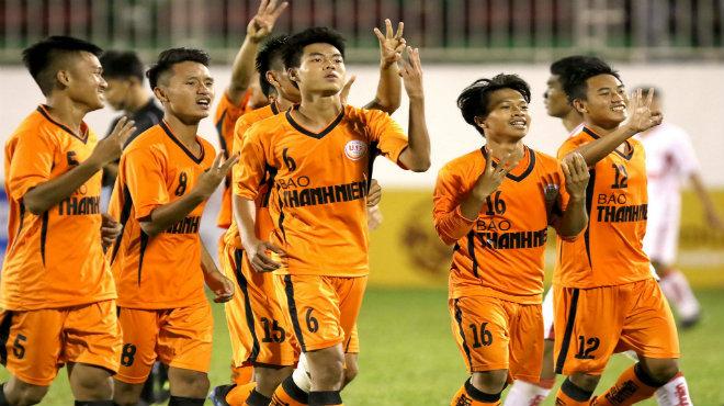 Làm gỏi ƯCV vô địch HAGL, U19 SHB Đà Nẵng sắp được bầu Hiển thưởng lớn