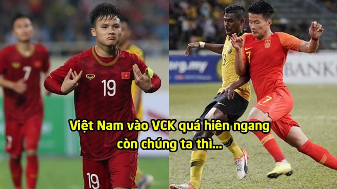 """LĐBĐ Malaysia: """"Nhìn Việt Nam hiên ngang bước vào VCK kìa, chúng ta thì…quá thất vọng"""""""