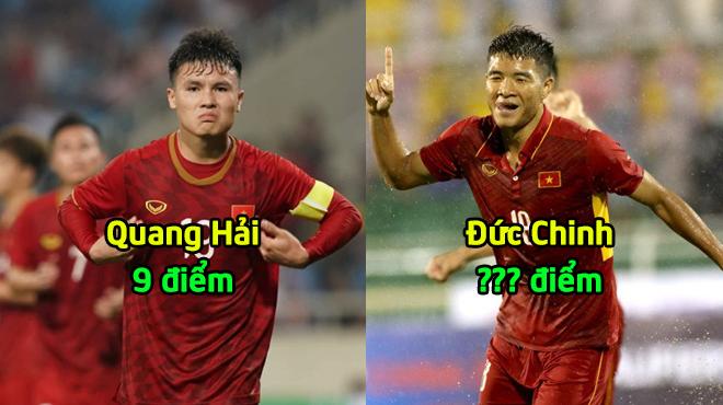 Chấm điểm U23 Việt Nam sau chiến thắng tuyệt vời trước U23 Thái Lan: Tuyệt vời Đức – Chinh – Hải