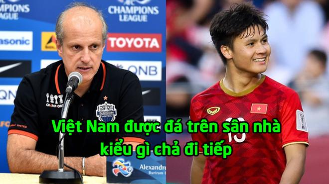 """HLV U23 Thái Lan: """"Việt Nam là được đi tiếp cũng phải thôi vì họ được đá sân nhà"""""""