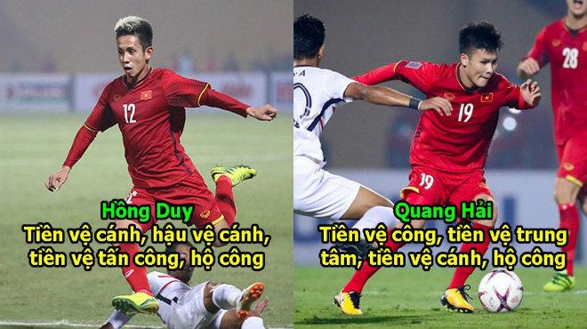 Top 10 cầu thủ đa năng nhất bóng đá Việt Nam: Người cuối cùng đặt vào đâu cũng chơi tuốt kể cả thủ môn