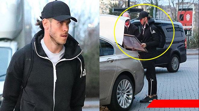 XÁC NHẬN: Gareth Bale có mặt ở sân tập M.U, bo.m tấn lớn nhất thế giới liệu có được ký kết?