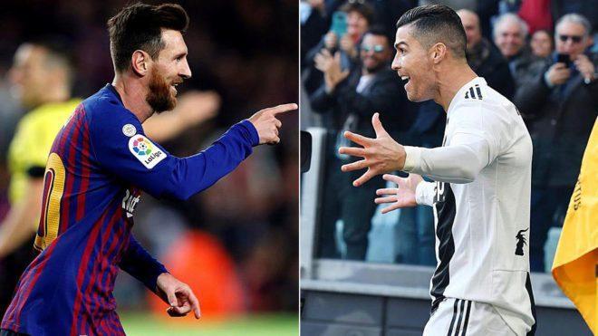 Top 10 cầu thủ ghi bàn nhiều nhất lịch sử Champions League: Đã đến lúc Messi phải gọi Ronaldo là hoàng đế