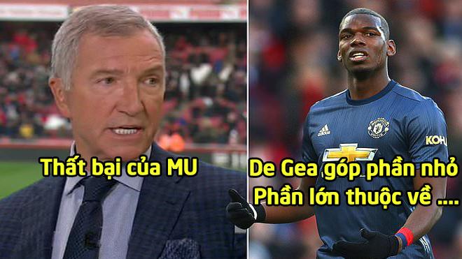 """Huyền thoại Liverpool: """"Không phải De Gea, đây là mới là cái tên khiến MU thất bại"""""""