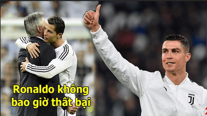 """Cựu HLV Real Madrid: """"Mọi người chờ Ronaldo sa sút ư? Không có chuyện đó đâu """""""