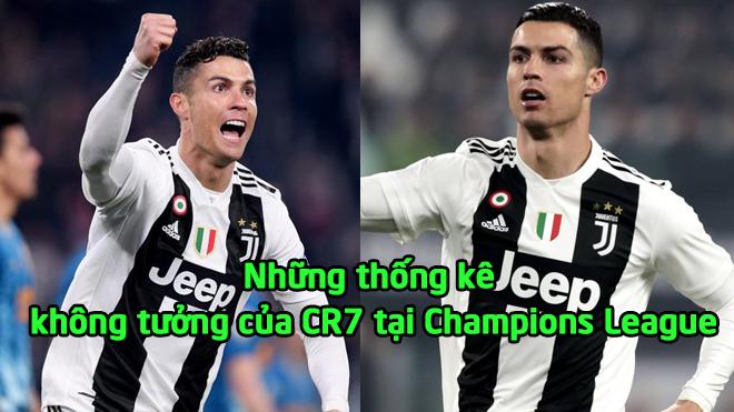 Những thống kê siêu khủ.ng của Ronaldo ở tứ kết Champions League, Ajax không có cửa rồi