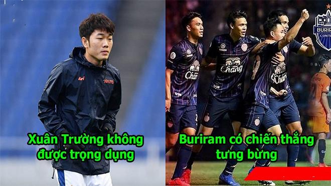 Xuân Trường bị đẩy vào th.ảm cảnh giống Công Phượng, Buriram có chiến thắng đầu tiên tại Thai League 2019