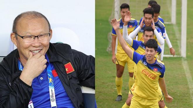 Trước thềm vòng loại U23 châu Á 2020, Việt Nam nhận tin cực vui, cánh cửa đi tiếp là rất lớn rồi