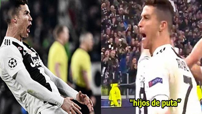 Ăn mừng trả đũa Simeone, Ronaldo có nguy cơ bị cấm thi đấu tại tứ kết Champions League, Juve nguy to rồi!