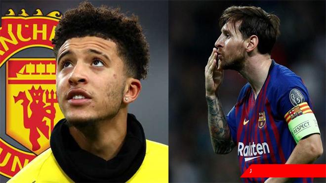 Tỏa sáng rực rỡ, mục tiêu của MU cân bằng thành tích đáng nể với Leo Messi