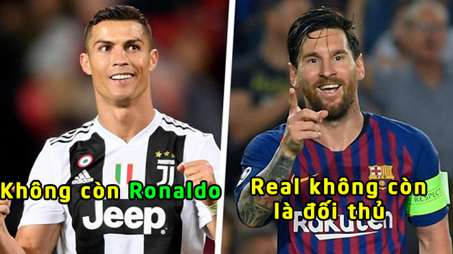 Real Madrid thảm bại Siêu kinh điển: Messi – Barca phơi bày sự thật phũ phàng