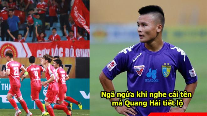 Quang Hải tiết lộ cầu thủ nguy hiểm nhất của Viettel FC, Hà Nội FC gặp đối khó vòng 3 V-league