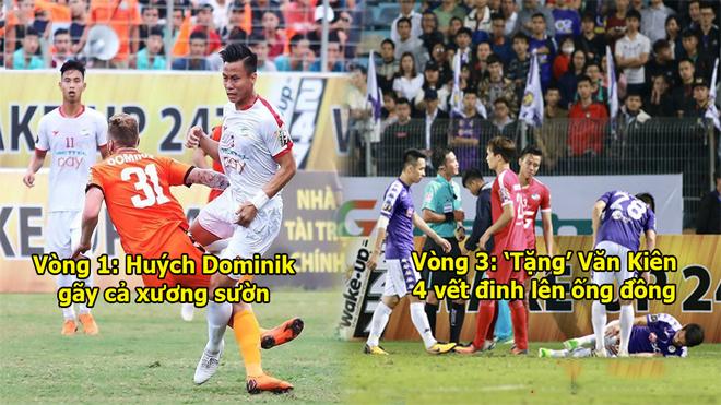 Thoát thẻ đỏ trong trận derby thủ đô, Quế Ngọc Hải phải nhận án phạt thích đáng từ CLB Viettel
