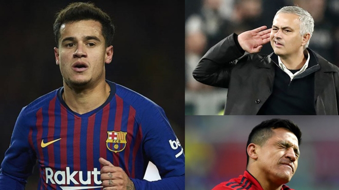 """Chuyển nhượng 10/3: Coutinho muốn đến MU, Mourinho """"tái hôn"""" với Real?"""