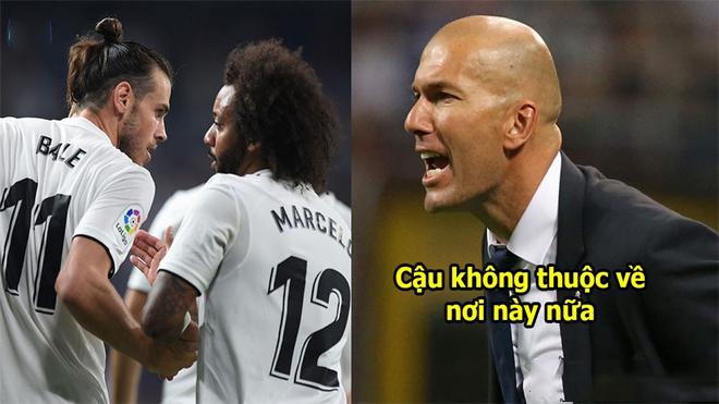 Zidane đến, đã rõ cái tên đầu tiên phải khăn gói rời khỏi Real Madrid