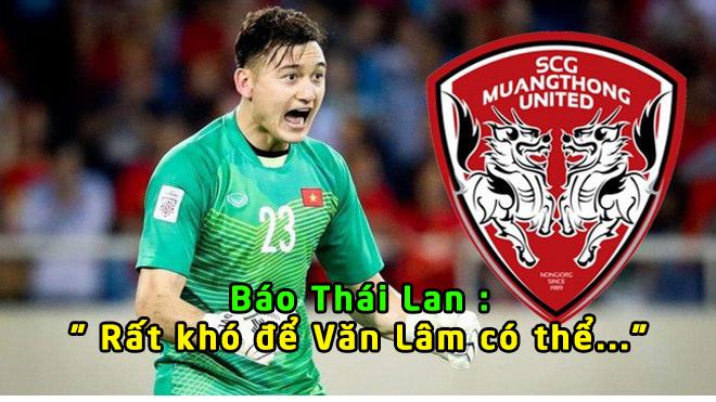 Báo Thái nói 1 điều thật lòng về Đặng Văn Lâm sau 2 trận thua của Muangthong