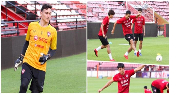 Báo Thái chấm điểm Đặng Văn Lâm sau trận gặp Bangkok United: Ngang hàng với dàn sao Teerasil Dangda và với cả ngoại binh Fernandes
