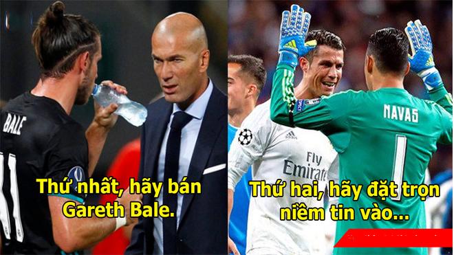 Chính Zidane đã từng khuyên 3 điều này, nhưng Perez đã làm ngược lại và cái kết Real Madrid sụp đổ