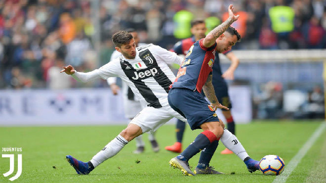Không thèm tung Ronaldo vào sân, Juve nhận kết quả cay đắng trước Genoa