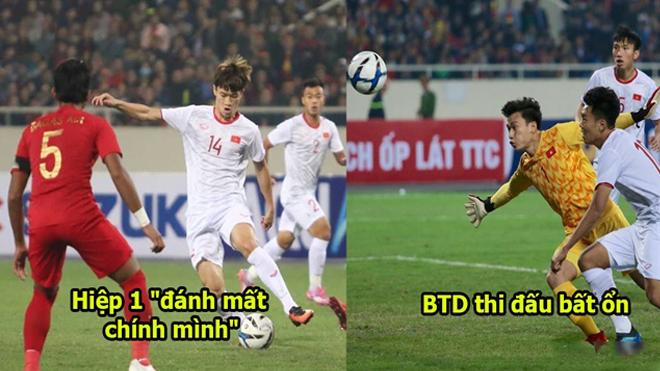 4 điều rút ra sau trận đấu đầy kịch tính U23 VN vs Indo: Việt Hưng toả sáng, thầy Park táo bạo