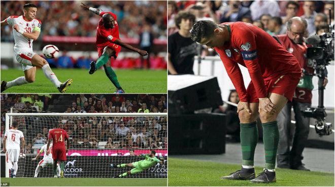 Kết quả Bồ Đào Nha vs Serbia: Vận đen Ronaldo, thót tim phút bù giờ