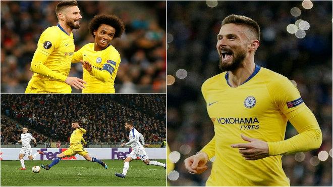 Kết quả Dynamo Kyiv vs Chelsea: Hat-trick siêu đẳng, chiến thắng hủy di.ệt