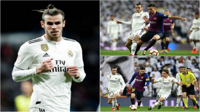 THỐNG KÊ KHÓ TIN: Bale chạm bóng ít hơn cả 2 thủ môn, ngôi sao số 1 Real đây sao?