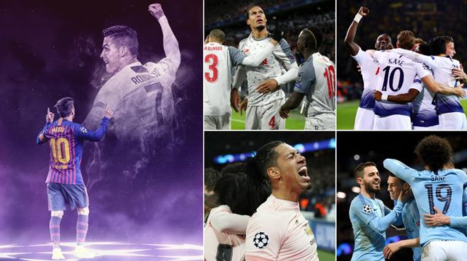 3 điều rút ra lượt về vòng 1/8 Champions League: Số 1 vẫn là số 1, nước Anh tái lập siêu kỳ tích sau 10 năm