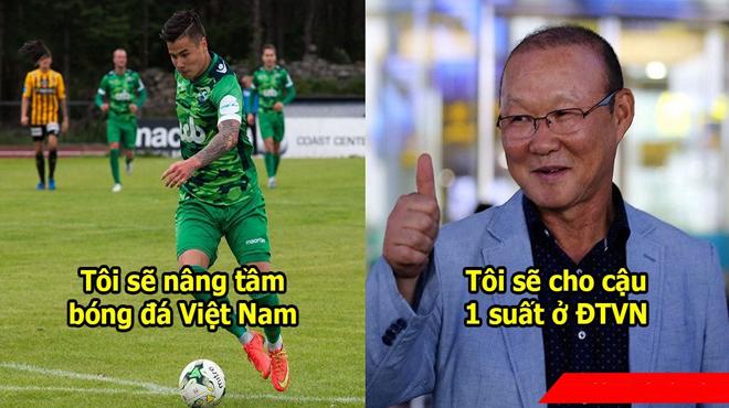 VFF đích thân ngỏ lời mời, siêu tiền đạo Việt kiều Alexander Dang sẵn sàng về Việt Nam khoác áo ĐTQG