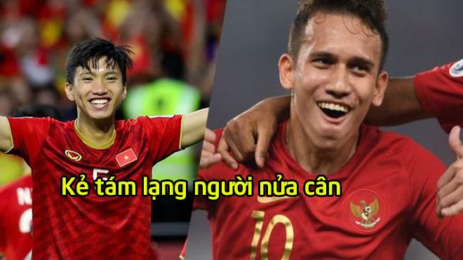 """5 điểm nóng U23 Việt Nam vs U23 Indonesia: Đình Trọng kèm """"quái thú"""", Văn Hậu đấu """"thần đồng"""""""