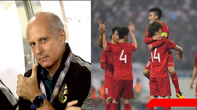 """Chứng kiến pha đi bóng và kiến tạo cực kỳ """"ảo diệu"""" của Quang Hải, HLV U23 Thái Lan thả """"like"""" thán phục!"""