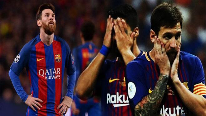 MU mừng lớn trước trận tứ kết Champions League: Hàng công Barca 'nát như tương', Messi trở nên cô độc