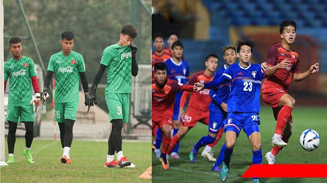 Tiết lộ cái tên khiến 3 thủ môn U23 Việt Nam lo lắng mỗi khi đối mặt trong các buổi tập