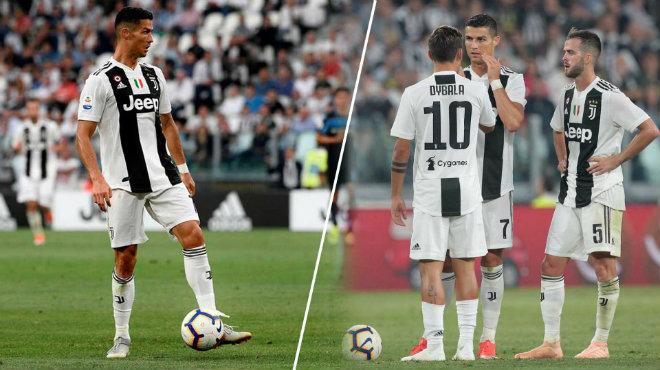 Đội hình siêu tấn công sẽ Juve lội ngược dòng trước Atletico: Song sát Ronaldo – Manzdukic cuốn phăng mọi hàng thủ