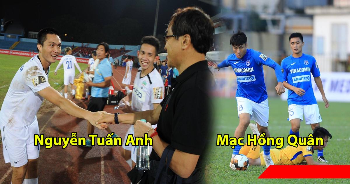"""Thi đấu ấn tượng ở V-League, 6 cái tên """"mới"""" này sẽ được thầy Park trao cơ hội ở King's Cup"""